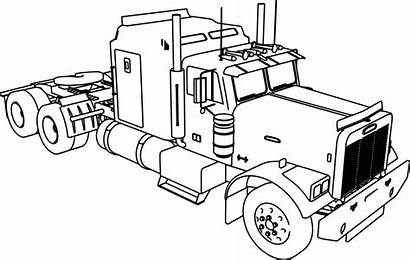 Coloring Pages Military Vehicles Army Truck Printable