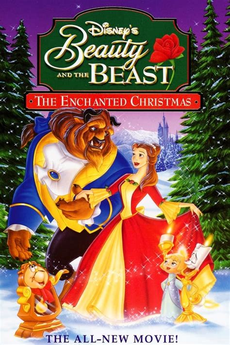 beauty   beast  enchanted christmas