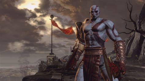 Gow3 Kratos Playstation Lifestyle