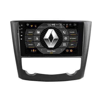 kadjar renault stereo android  car stereo