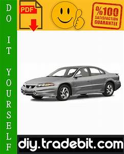 Pontiac Bonneville Service Repair Manual 2000