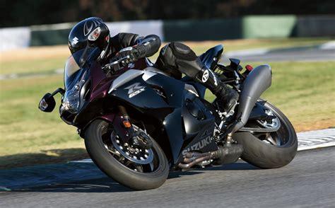 2009-2011 Suzuki Gsx-r1000 Recalled For Side Stand