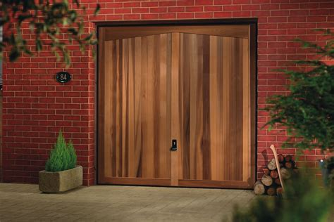 wooden garage doors  garage doors