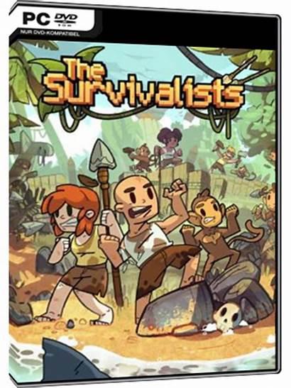 Survivalists Mmoga Steam Games Key Trustload