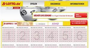 Lotto Kosten Berechnen : duitse lotto de lotto van duitsland ~ Themetempest.com Abrechnung
