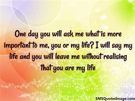 U R My Life Quotes In Hindi