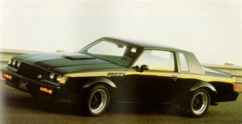 buick grand national  regal  type muscle car club