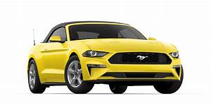 2021 Ford Mustang EcoBoost Convertible Full Specs, Features and Price | CarBuzz