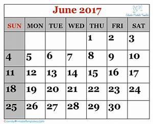 June 2017 Calendar UK | Calendar Template Letter Format ...