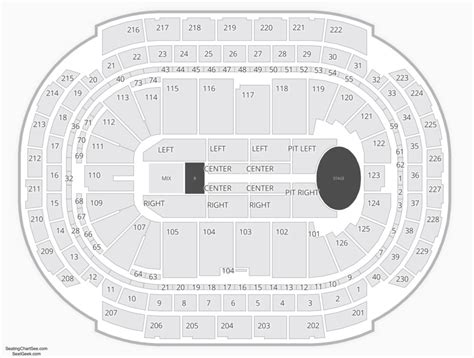 xcel energy center seating chart seating charts