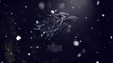 game  thrones stark wallpaper wallpaper engine youtube