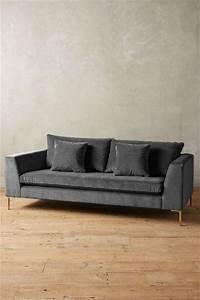 velvet edlyn charcoal sofa With charcoal velvet sectional sofa