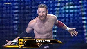 Sami Zayn – Online World of Wrestling