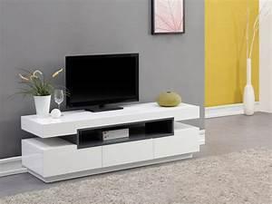 Hochwertige Tv Möbel : tv m bel hochglanz artaban wei g nstig kaufen i m bel online shop kauf ~ Whattoseeinmadrid.com Haus und Dekorationen