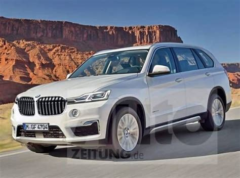 Bmw Plans To Launch The X7 In 2019  Bmw X Pinterest
