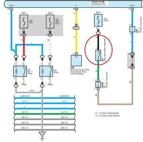 toyota hilux revo wiring engine toyota hilux revo brake wiring