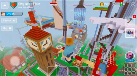 block craft free block craft 3d mobile gameplay quot new flying ability 1146
