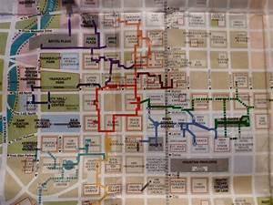 Tunnels Houston Map