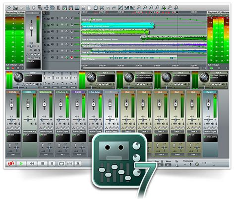 audio desk recording software freeware digital multitrack recording software