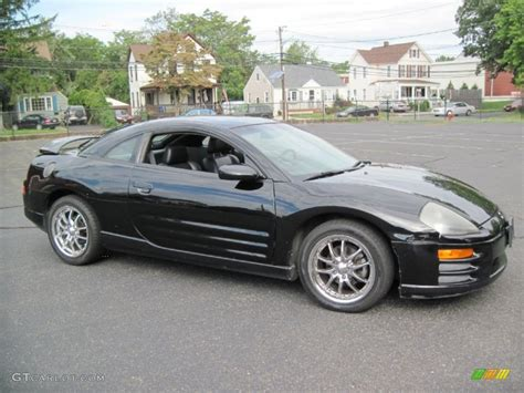 black mitsubishi kalapana black 2002 mitsubishi eclipse gt coupe exterior