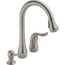peerless kitchen faucet repair shop peerless stainless 1 handle pull kitchen faucet