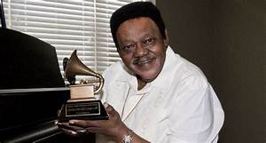 Legendary Musician, Fats Domino Who Sold More Than 110 ...