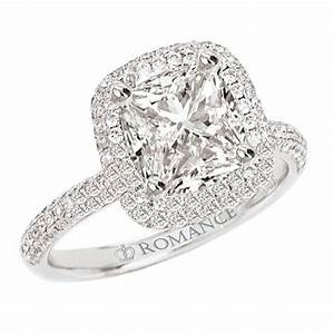 17 best images about square engagement rings on pinterest With square cut wedding ring