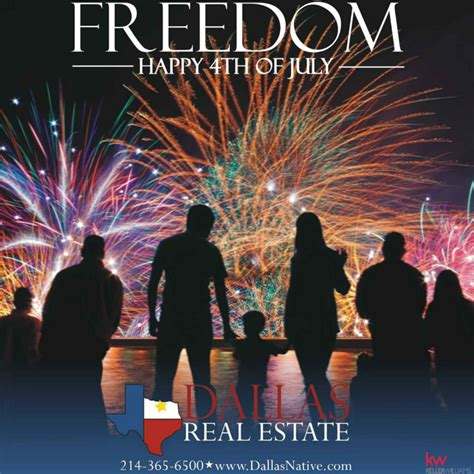 We hope you have a wonderful and safe fourth of July ...