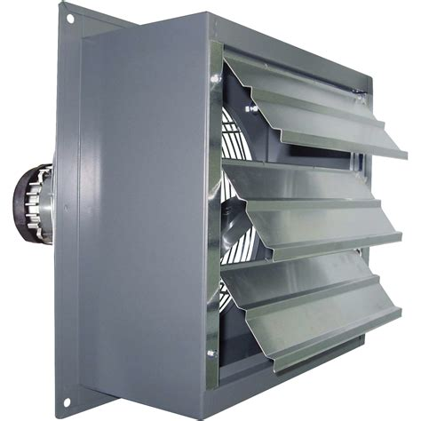 Canarm Explosion Proof Totally Enclosed Exhaust Fan 24in