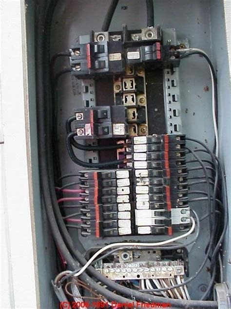 Federal Pacific Fuse Box by Federal Pacific Fuse Box Recall Fuse Box And Wiring Diagram