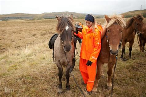 riding rain rainwear horseback iceland orange gear friesennerz reiten rubber kaufen raincoat heavy island gummi jacket boots gemerkt von uploaded