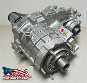 New 263hd Transfer Case Assembly Gm 01