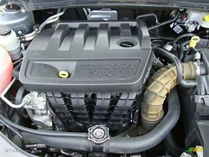 2007 Chrysler Sebring Limited Sedan 2 4l Dohc 16v Dual Vvt