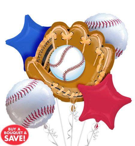 baseball foil balloon baseball balloons party city