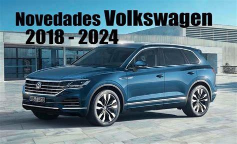 volkswagen lanzara una ofensiva de nuevos modelos hasta