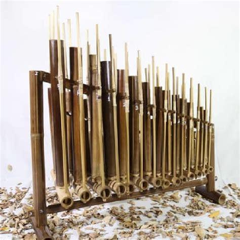 Apa saja jenisnya beserta alat musik yang digunakan? Jenis - Jenis Alat Musik Angklung   Berita Seni Musik Nusantara - Razorwyreband