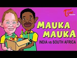 Mauka Mauka | India Vs South Africa | ICC Cricket World ...