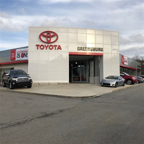 Toyota Of Greensburg by About Us Toyota Of Greensburg