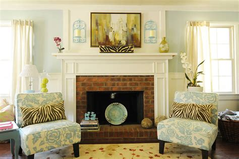 Living Room With Fireplace by 44 Charming Living Rooms With Fireplaces Marble Buzz