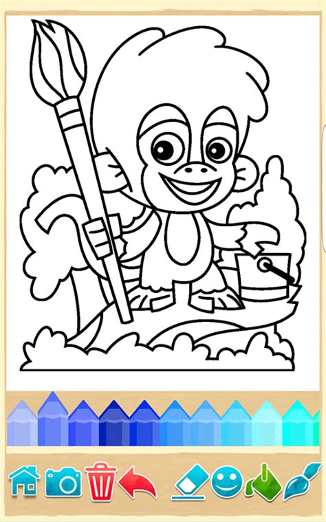 coloring pages apk mod unlock  android apk mods
