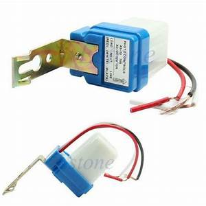 12 Volt Photocell  Electrical  U0026 Test Equipment