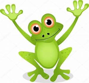 Frosch Bilder Lustig : lustige frosch cartoon stockvektor 12671834 ~ Whattoseeinmadrid.com Haus und Dekorationen