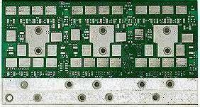 Aluminum Base Nelco Printed Circuit Board Rtf Real