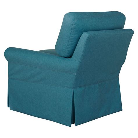 swivel chair slipcover mila slipcover swivel chair luxe home company
