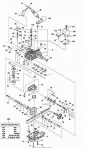 Tuff Torq K62 Transmission
