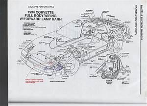 1995 Corvette Dash Wiring Diagram