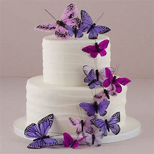 Beautiful Butterfly Cake Sets, Butterfly Wedding Favors