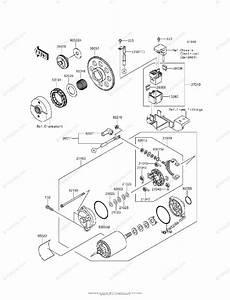 Kawasaki Vulcan 900 Parts Diagram