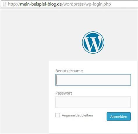 Wordpress Adminlogin So Finden Sie Wploginphp Chip