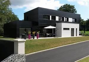 Maison Structure Métallique : inovah constructeur de maisons individuelles ~ Melissatoandfro.com Idées de Décoration